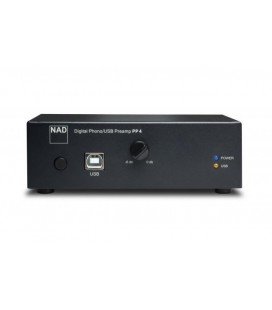 Preamplificator Phono MM/MC NAD PP4 cu USB