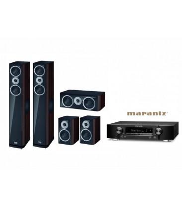 Receiver Marantz NR1506 cu Set Boxe 5.0 Music Style 800
