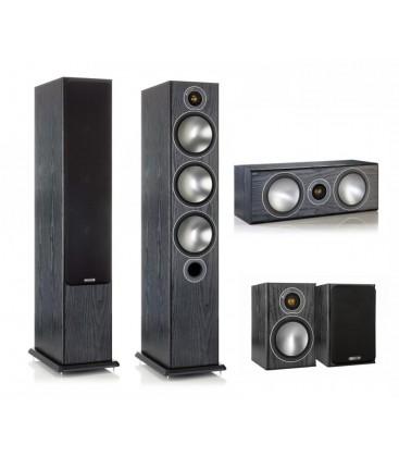 Set de boxe 5.0 Monitor Audio Bronze 6, Bronze Centre, Bronze 1