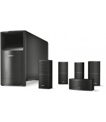 Set Boxe 5.1 Bose Acoustimass 10 series V Black