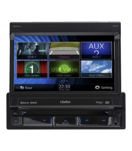 DVD AUTO cu Navigatie Clarion NZ-502E, DVD, NAvigatie, 1 DIN, TouchScreen