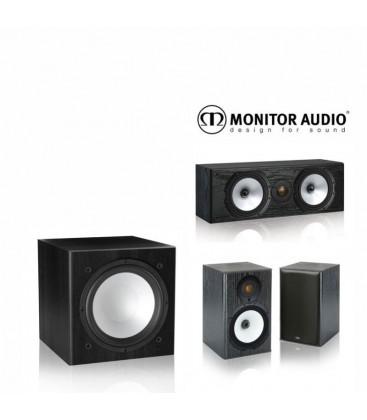 Set de Boxe 3.1 Monitor Audio Monitor MR1, MR Centre, MR-W10