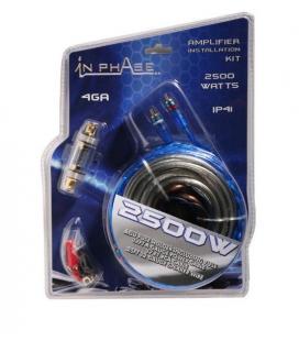 Kit de cabluri pentru instalare Subwoofer Inphase IP41