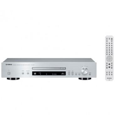 CD Player Hi-Fi Yamaha CD-N301 Silver
