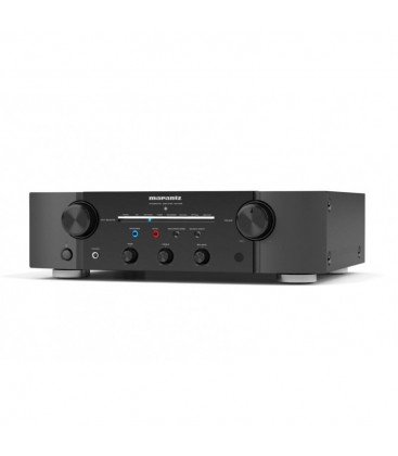 Amplificator stereo Marantz PM7005 black, DAC integrat