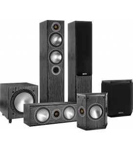 Set de boxe 5.1 Monitor Audio Bronze 5, Bronze FX, Bronze W10