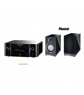 Receiver Stereo MARANTZ MELODY MEDIA M-CR611 Black cu Boxe Magnat Edelstein Piano BLACK