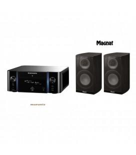 Receiver Stereo MARANTZ MELODY MEDIA M-CR611 Black cu Boxe Magnat Quantum 673