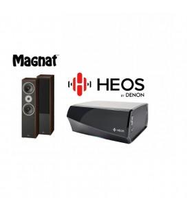 Amplificator Denon Heos Amp cu Boxe Magnat Supreme 802