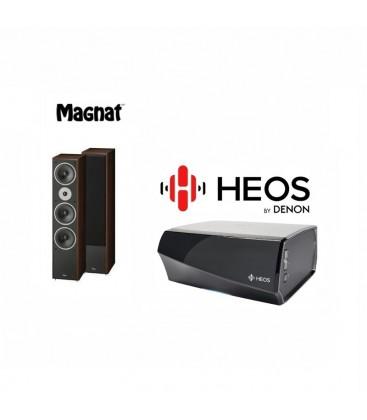 Amplificator Denon Heos Amp cu Boxe Magnat Supreme 1002