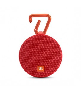 Boxa portabila wireless cu Bluetooth JBL Clip 2 Red