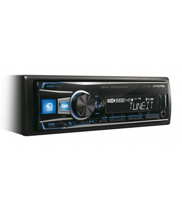 MP3 player auto Alpine UTE-92BT cu Bluetooth
