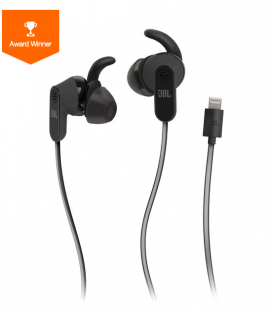 Casti in ear cu Noise Cancelling JBL Reflect Aware compatibile Apple Lightning Connector