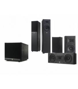 Set Boxe 5.1 surround JBL Arena 170, 125C, 120, Sub 100P