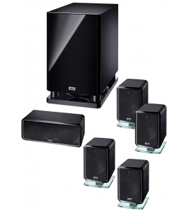 Boxe Heco Ambient 5.1A, set de boxe 5.1 compact