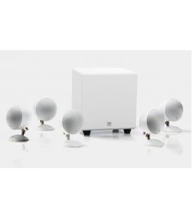 Set boxe 5.1 surround Morel BEAT-X Piano White