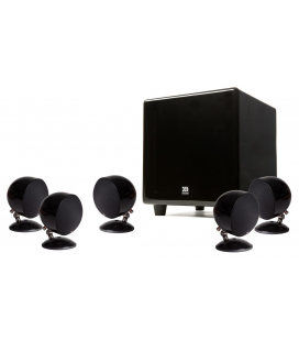 Set boxe 5.1 surround Morel BEAT-X Piano Black