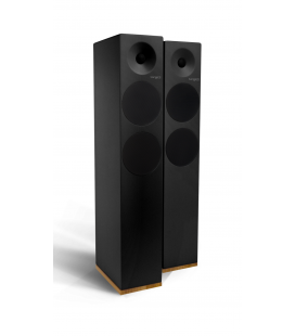 Boxe de podea Tangent Spectrum X6 Black - pereche