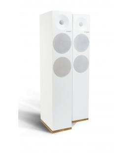 Boxe de podea Tangent Spectrum X6 White - pereche