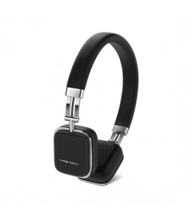 Casti on ear Wireless Harman Kardon SOHO Wireless Black cu Bluetooth