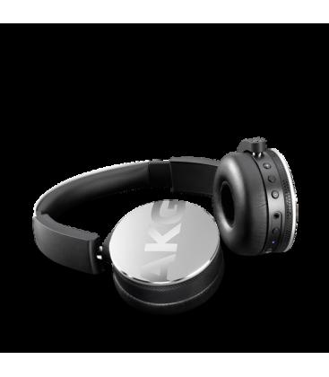 Casti on ear Wireless cu Bluetooth AKG Y50BT Silver