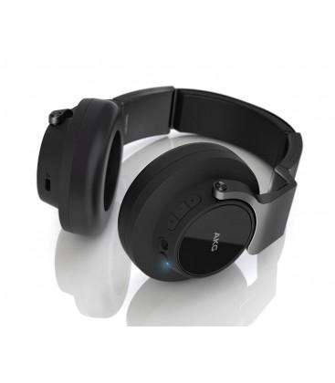 Casti over ear wireless AKG K 845BT Black
