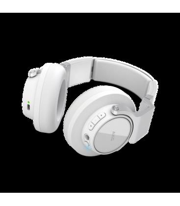 Casti over ear wireless AKG K 845BT White