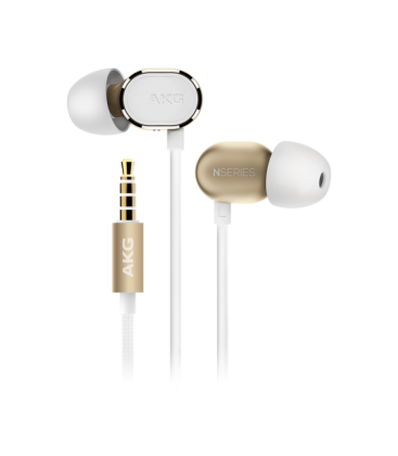 Casti in ear cu microfon AKG N20 Gold