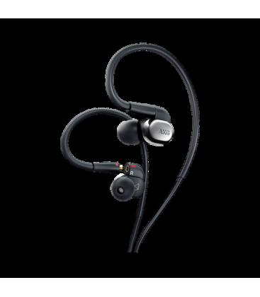 Casti in ear cu microfon si 3 Filtre interschimbabile AKG N40