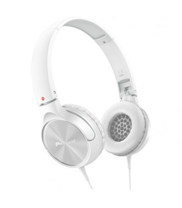 Casti Pioneer SE-MJ522-W, casti on ear