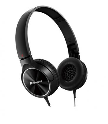 Casti Pioneer SE-MJ522-K, casti on ear