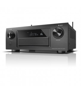 Receiver AV 11.2 Denon AVR-X6300H Black, Full 4K Ultra HD, HEOS, Dolby Atmos, DTS:X, HDCP2.2