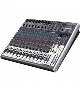 Mixer Profesional Audio BEHRINGER XENYX X2222USB