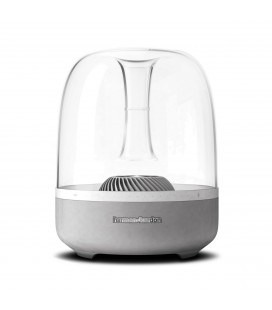 Boxa wireless Harman Kardon Aura Plus White, Airplay, Bluetooth