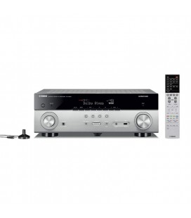 Receiver AV 7.2 Yamaha RX-A660 Titan, Dolby Atmos®, DTS:X™, MusicCast Wi-Fi, Airplay, Bluetooth, 4K Ultra HD, HDCP 2.2