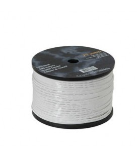 Cablu boxe Hi-Fi Proson CRYSTAL White SMOKE 1.5mm - rola 100 metri