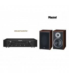 Amplificator stereo Marantz PM5005 Black cu Boxe Magnat Supreme 202