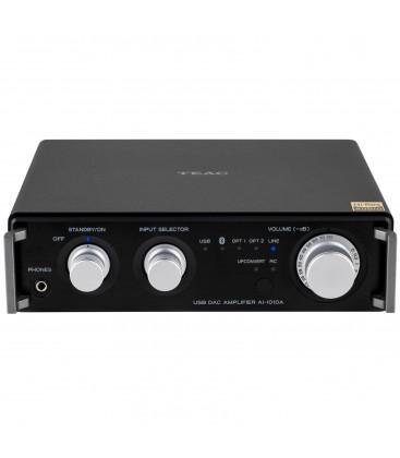 Amplificator stereo hi-fi TEAC AI-101DA cu DAC USB si Bluetooth® aptX® Wireless Audio Streaming