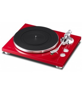 Pickup Turntable hi-fi TEAC TN-300 RED cu USB OUT