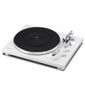 Pickup Turntable hi-fi TEAC TN-300 WHITE cu USB OUT