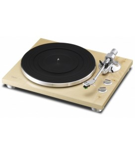 Pickup Turntable hi-fi TEAC TN-300 Natural Wood cu USB OUT