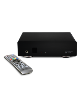 Media Player HD Popcorn Hour A-500 PRO, HiFi - XLR, RCA Stereo, 4K HEVC, 3D Blu-Ray ISO, MKV 3D
