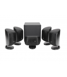 Set de boxe surround 5.1 Bowers & Wilkins MT-50 Black