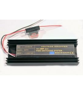 Tranformator curent continuu RID 15A, 24V-12V/15A