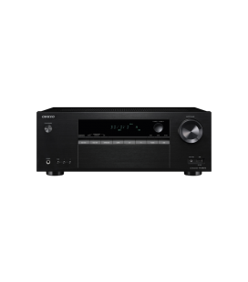 Receiver multicanal AV Onkyo TX-SR373 Black 5.1 surround, 4K UltraHD, HDCP 2.2, Bluetooth, Dolby®