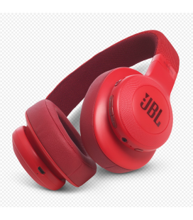 Casti wireless over ear JBl Synchros E55BT Red cu Bluetooth