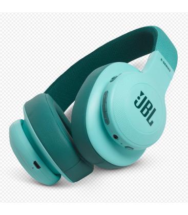 Casti wireless over ear JBl Synchros E55BT Black cu Bluetooth