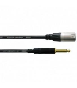 Cablu microfon Cordial CCM 5 MP, lungime 5.0m