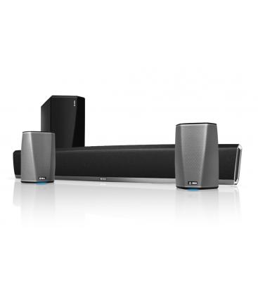 Sistem  Home Cinema Soundbar 5.1 multiroom Denon Heos Bar,Heos Subwoofer, Heos 1 HS2
