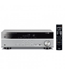 Receiver AV 5.1 Yamaha RX-V383 Titan, Bluetooth®, HDMI® 4K UHD, HDR Video, Dolby Vision, Hybrid Log-Gamma, BT.2020